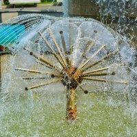 Брызги воды от фонтана :: Света Кондрашова