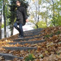 Вниз по лестнице, ведущей вверх... :: Алекс Аро Аро
