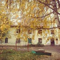 Старый двор :: Вячеслав Баширов
