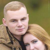 Когда двое счастливы вместе, они счастливы безоговорочно. Другого варианта не бывает. :: Алеся Пушнякова