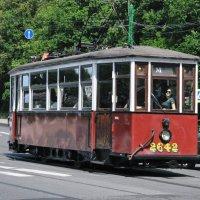 Старый трамвай :: Ольга Васильева