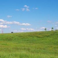 Там, на горизонте... :: Сергей Махонин