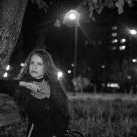 Вечерняя скамейка :: Женя Рыжов