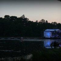 Ночь музыки в Гатчине :: Evgenia Sharabanova