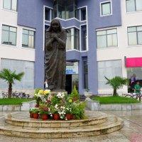 Памятник Матери Терезе :: Светлана Игнатьева