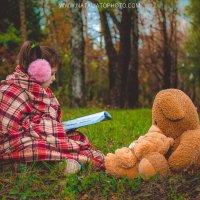 Лесные сказки :: Наталия Толкачева