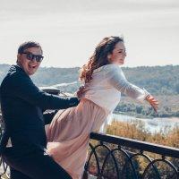 Нетрадиционный свадебный день :: Екатерина Молькова