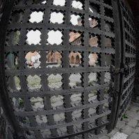 Крутицкое подворье. Врата. :: Alexey YakovLev