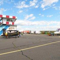 КДП для РП (Руководитель Полётов) аэродром Северка. :: Alexey YakovLev