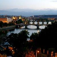 Вечерняя Прага :: Маргарита