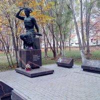Жертвам политических репрессий :: Александр Алексеев