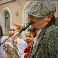 День уличной музыки 6 :: Цветков Виктор Васильевич
