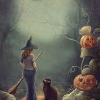 К Хеллоуину :: Анжелика