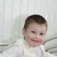 улыбка :: Ольга Русакова