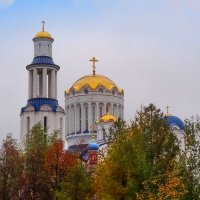 Храмовый комплекс во имя Собора Московских Святых :: GALINA