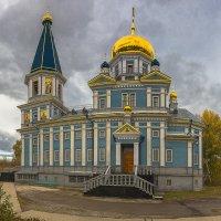 Сергиево-Казанский Храм :: Alex Dushutin