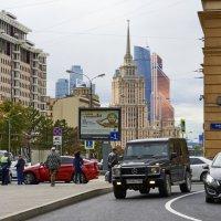 Москва небедная :: Сергей Рычков
