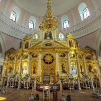 Внутри собора :: Сергей Тагиров