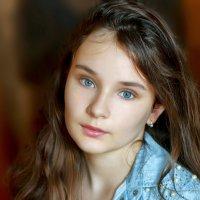 Полина. 12 лет :: kurtxelia