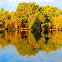 Осенний полуостров :: Alexander