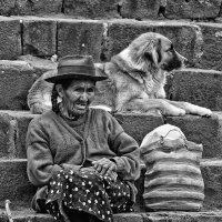 Перу. Андагуаилильяс. Ожидание :: Андрей Левин