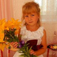 Мой день рождения :: Ирина Рысинская