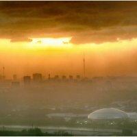 Утро Москвы . Крылатское . :: Игорь Абламейко