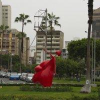 Парк любви в Лиме :: Svetlana Plasentsiia