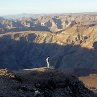 Намибия.Каньон Фиш-Ривер :: Михаил Рогожин