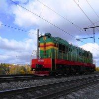ЧМЭЗ - 4808 :: Сергей Уткин