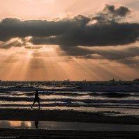 На закате :: Aleks Ben Israel