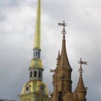 Шпили и башни :: Алексей Гришанков (Alegri)