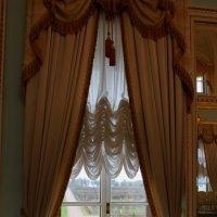 Стрельна. Вид из окна Константиновского дворца :: Наталья Лунева