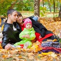 Счастливая семья) :: Екатерина Кузнецова