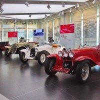 Alfa Romeo сквозь годы :: M Marikfoto