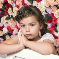 Фея цветов_2 :: Оксана Сафонова