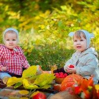 Двоюродные сестрёнки! :: Ольга Егорова