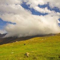 Около озера Кёль-Тор в облаках :: Victor Rehemäe