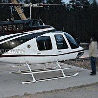 вертолетная площадка :: Наталия П
