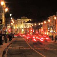 Мой любимый город Москва.. :: Елена Ом