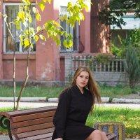 Позитивная сестрёнка :: Игорь Касьяненко