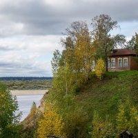 ...Дом на угоре... :: Вячеслав Артемьев