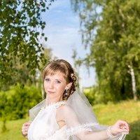 Прекрасная невеста :: Галина Шляховая