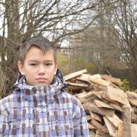 Мой внук Даниил. :: Марина Никулина
