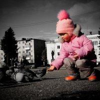 Кушайте мои маленькие :: Алексей Кудрин
