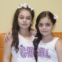 две сестрёнки :: Ольга Русакова