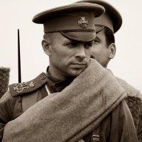 ... перед боем ... :: Дмитрий Иншин