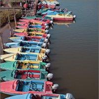 Радуга на реке :: Lmark