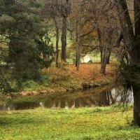 Осень. Сказочный чертог, всем открытый для обзора... :: Ирина Румянцева