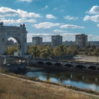 город на канале :: Надежда Щупленкова